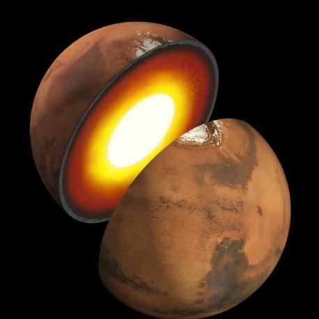 Recipe for a Planet (Mars Version)