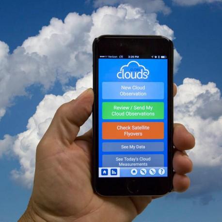 GLOBE Observer: Clouds
