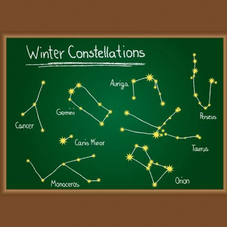 Constellation Detectives