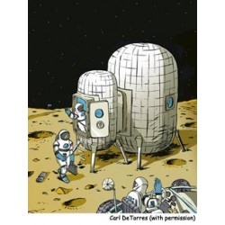 Build a Moon Habitat