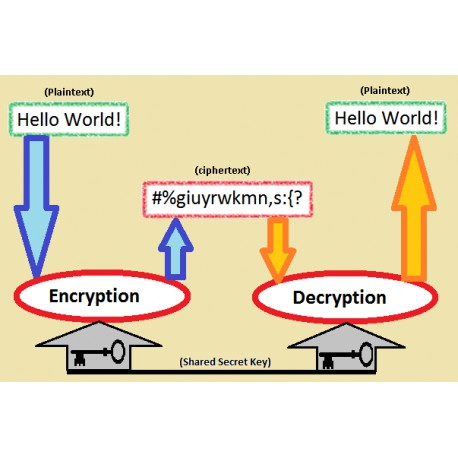 Scout Patrol: Encryption