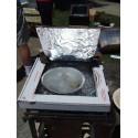 Solar Pizza Box Cooker