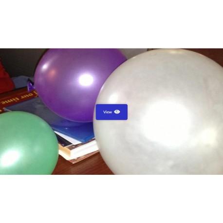 Bouncing Balloons