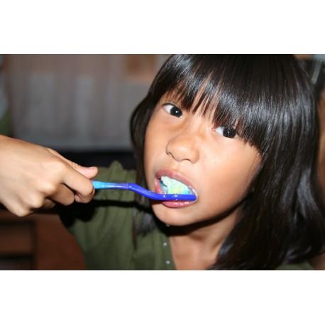 Brush Away Alphabet Germs