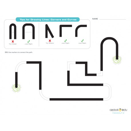 Ozobot Activities