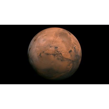 Exploring the Colors of Mars. Photo credit: NASA