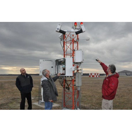 Build Your Own Weather Station. Photo Credit: U.S. Air Force photo by Gina Marie Giardina