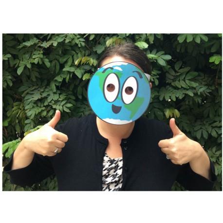 Make a Planet Mask! Photo Credit: JPL