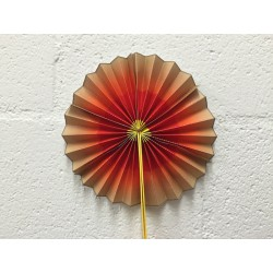 Take & Make: Make a Fan with Earth's Layers