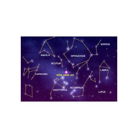 Historias Estrellas (Star Stories) Photo Credt: NASA