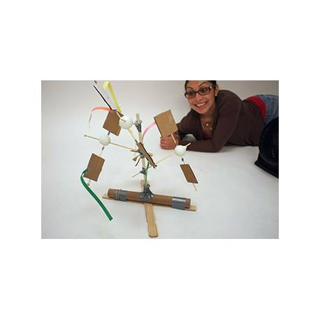 Kinetic Sculpture Image credit: PBS Design Squad