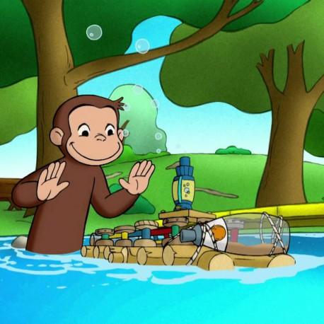 Curious George: Sail a Boat