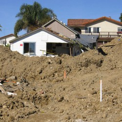 Mini-Landslide